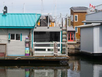 Photo for Ocean front floating home