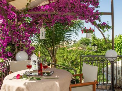 Photo for Bougainvillea house with view near the beach