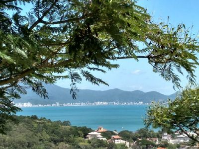 Photo for House with air cond. Beautiful view of the sea in Porto Belo-SC - 8 persons