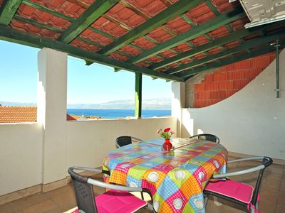 Photo for Apartments and Rooms Anka (31931-A3) - Supetar - island Brac