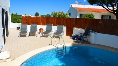 Photo for 2 bedroom Apartment, sleeps 4 in Vale do Lobo with Pool, Air Con and WiFi