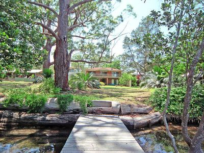 Photo for 4BR House Vacation Rental in Woollamia, NSW