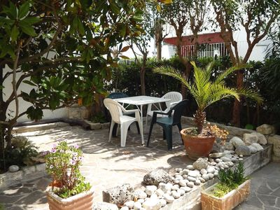 Photo for N66 - Numana, three-room apartment in the center with garden