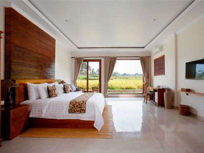 Photo for Kubu Bali Baik Villa & Resort – Deluxe Room #01