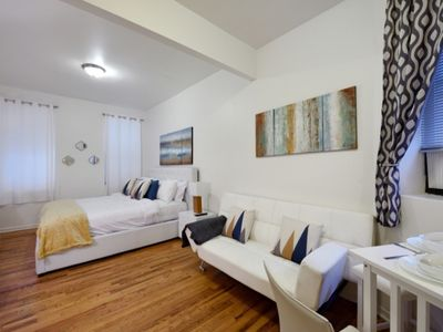 Photo for Spacious Furnished Studio Apartment