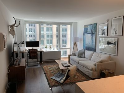 Photo for Waterfront 1 BR 2 Bath w/ Pool Prime Williamsburg