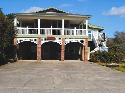 Photo for My Father's House: 5 BR / 3 BA house in Pawleys Island, Sleeps 18