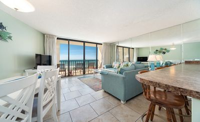 Photo for New Listing! Amazing condo w/amazing gulf views, Free WiFi, hot tubs, 11 pools!