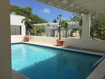 """Photo for """"Sea Breeze"""" is a 6 bed/5 bath home across the street from Boca Catalina Beach"""