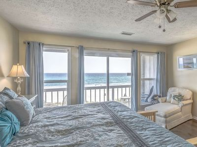 Photo for Emerald Winds 2BR/2.5BA Beach Townhome Directly on the Beach Located Near Pier Park!