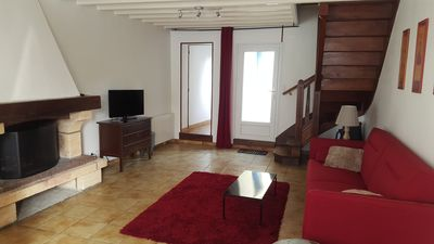 Photo for Cottage in the heart of Réville, near the sea