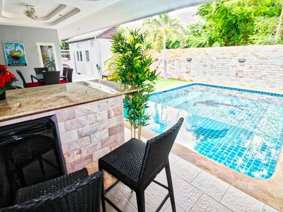 Photo for BIG PRIVATE POOL VILLA NEAR WALING STREET