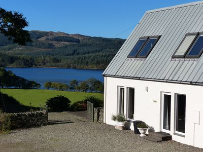 Photo for Peaceful setting and wonderful loch view in the Heart of Argyll