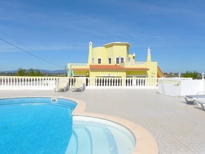 Photo for Villa for 8-10 people 4 km from the beach
