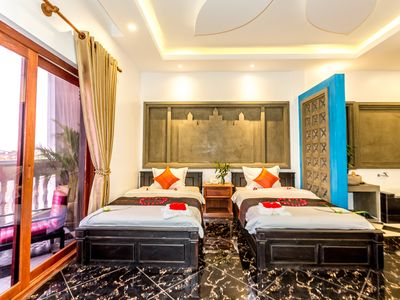 Photo for Ambient Angkor Boutique - Deluxe Twin Room
