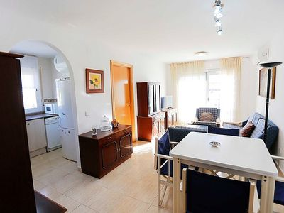Photo for Apartment Edificio Miramar in Miami Platja - 4 persons, 2 bedrooms