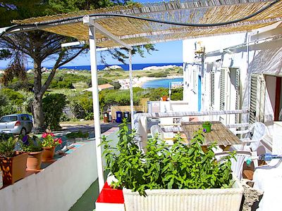 Photo for 1BR Apartment Vacation Rental in Capo Testa, Sardegna