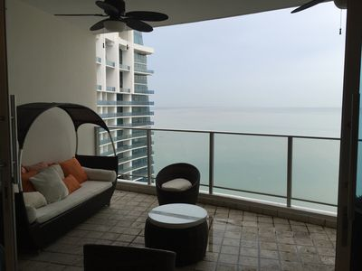 Photo for Luxurious 3/3 over 3.000 ft2 Condo in Panama City next to Trump Hotel & Casino