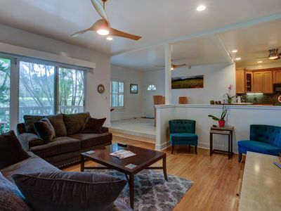 Photo for Spacious and Well-Appointed 2 Bedroom, 2 Bath in Poipu with Central A/C