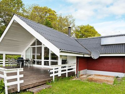 Photo for Spacious Holiday Home in Haderslev with Terrace