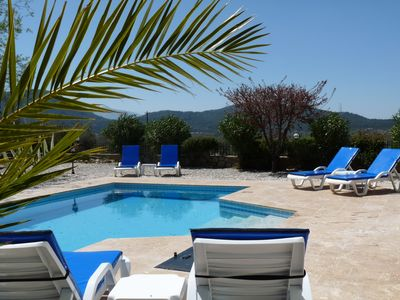 Photo for Beautiful Villa With Stunning Uninterrupted Views, Unlimited Wifi and PS3