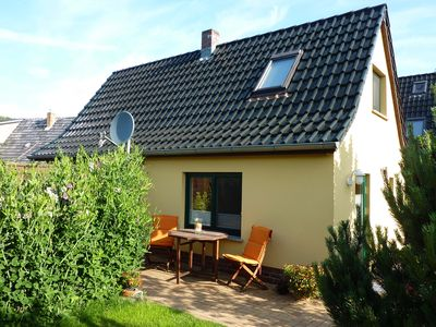 Photo for Inviting house in a peaceful, central location, only 9 km to the Baltic Sea