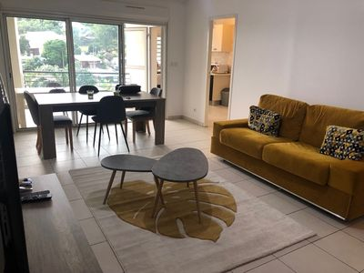 Photo for Rental three-room apartment Bellepierre (Saint-Denis)