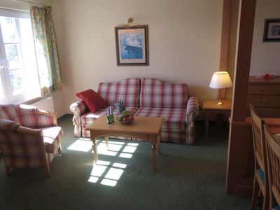 Photo for 1BR Apartment Vacation Rental in Alt Reddevitz