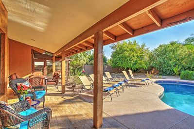 Let this spectacular Scottsdale vacation rental serve as your desert AZ oasis!