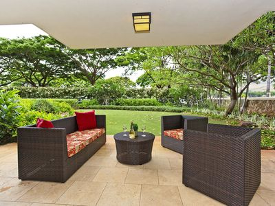 Photo for Ground Floor 2 Bed, 2 Bath Condo with Access to Large Grassy Area (BT102) by Ola Properties