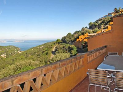 Photo for Vacation home Casa 1  in Bagur (Gerona), Costa Brava - 6 persons, 3 bedrooms