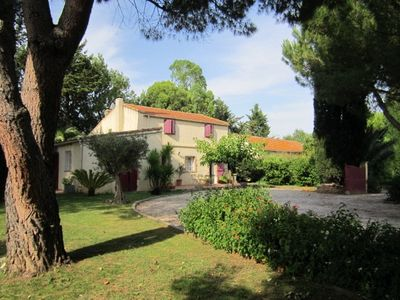 Photo for VILLA CUGIS - HYERES the AYGUADE