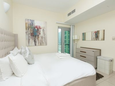 Photo for Lovely 2 Bed in Dubai Marina