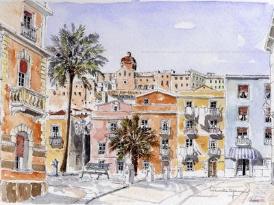 Photo for Meigama, an exclusive comfort in the pedestrian historical center of Cagliari