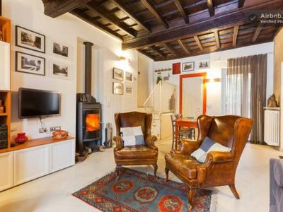 Photo for Charming historic apartment in the heart of the medieval city