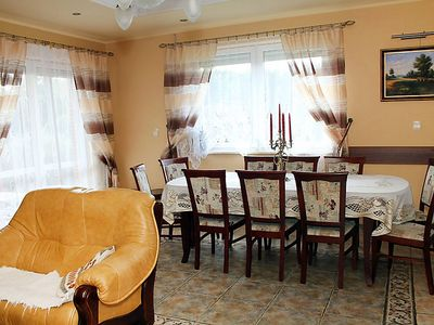 Photo for Vacation home Villa Bieszkowice in Bieszkowice - 8 persons, 4 bedrooms