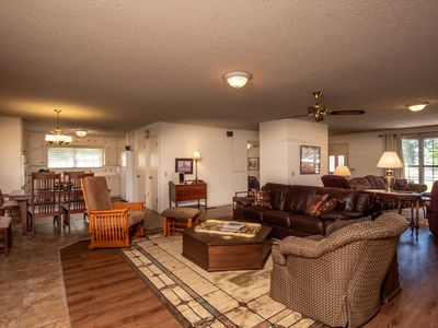 Photo for Beautiful Lakefront Retreat - A Perfect Get-Away!