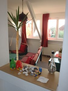 Photo for Large sunny Arpartment for 4 persons with balcony, Nature view, play street