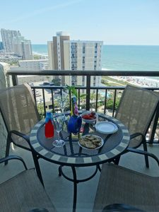 Photo for Come Discover this Newly Updated 1 BR Oceanview