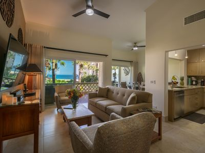 Photo for Las Manahitas 214-Newly Renovated 1 Br With Spectacular Ocean View & Jacuzzi Tub