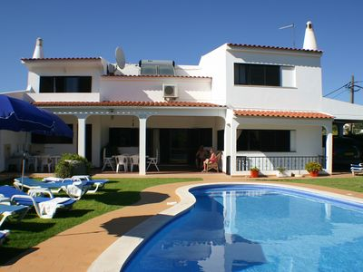 Photo for Luxury 5 Bedroom Villa With Air Conditioning, Private Pool & Gardens near beach