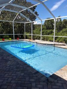 Leisurely Safety Harbor 4 Bedroom Villa with Pool