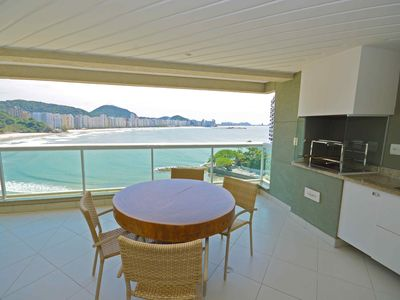 Photo for Asturias - Front Total Sea - AIR CONDITIONING - 5 Baths - Terrace Gourmet !!!