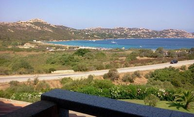 Photo for COMFORTABLE APARTMENT SEA AND ARCHIPELAGO A 150 m beach Sciumara