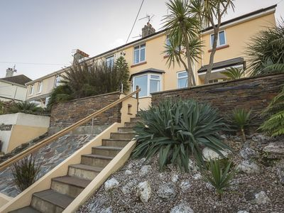 Photo for HOME, family friendly, with a garden in Salcombe, Ref 995508