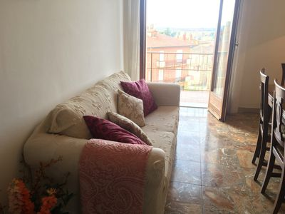 Photo for Full equipped apartment with two terraces and very quit