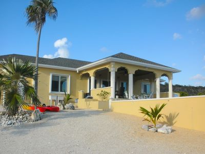 Photo for Private Oceanfront Home W/Large Lanai and Pool