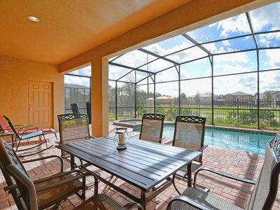 Photo for Westside Resort - 9BD/6BA Pool Home - Sleeps 18 - RWS9706