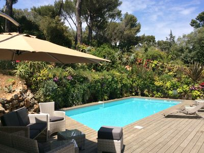 Photo for Luxurious villa in Cap d'Antibes