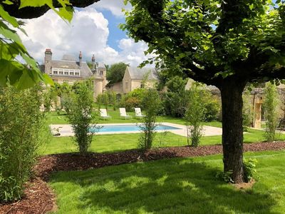 Photo for Holiday house Azay le Rideau for 1 - 2 persons with 1 bedroom - Holiday house